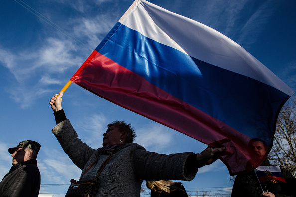 Russia「First Anniversary Of The Referendum Which Annexed The Crimea To Russia」:写真・画像(9)[壁紙.com]