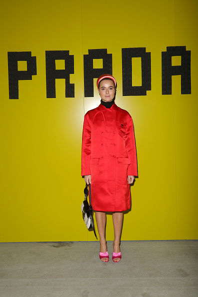 Position「Prada -Arrivals and Front Row: Milan Fashion Week Fall/Winter 2019/20」:写真・画像(16)[壁紙.com]