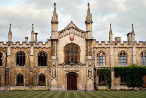 Texas「Corpus Christi College in Cambridge」:スマホ壁紙(3)
