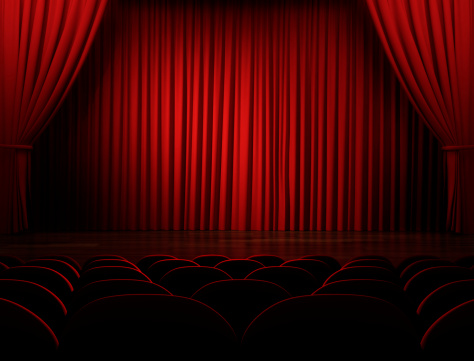 Seat「Movie Theater (With Clipping Path)」:スマホ壁紙(13)