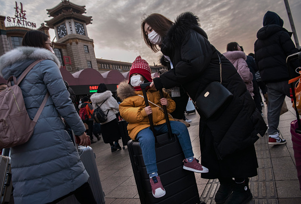 Mode of Transport「Concern In China As Mystery Virus Spreads」:写真・画像(1)[壁紙.com]