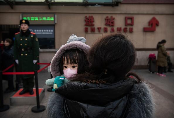 Girls「Concern In China As Mystery Virus Spreads」:写真・画像(16)[壁紙.com]