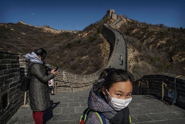 Girls「China Works to Contain Spread of Coronavirus」:写真・画像(17)[壁紙.com]