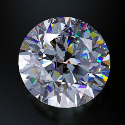 Square - Composition「Single diamond」:スマホ壁紙(13)