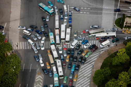 Roadblock「Traffic jam」:スマホ壁紙(10)