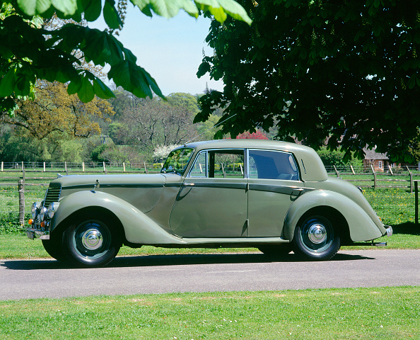 Beaulieu National Motor Museum「1952 Armstrong Siddeley Whitely. Creator: Unknown.」:写真・画像(18)[壁紙.com]