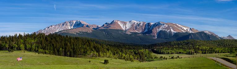 Mountain Peak「Pikes Peak」:スマホ壁紙(7)