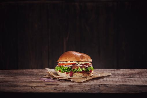 Veganism「Veggie Burger」:スマホ壁紙(12)