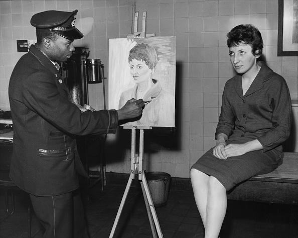 Black History in the UK「Roy Best Paints Jean Brown」:写真・画像(2)[壁紙.com]