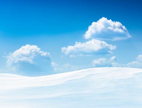Snowdrift「Winter landscape」:スマホ壁紙(11)