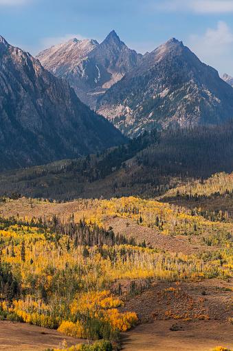 ゴア山地「20090982 Gore Range」:スマホ壁紙(19)