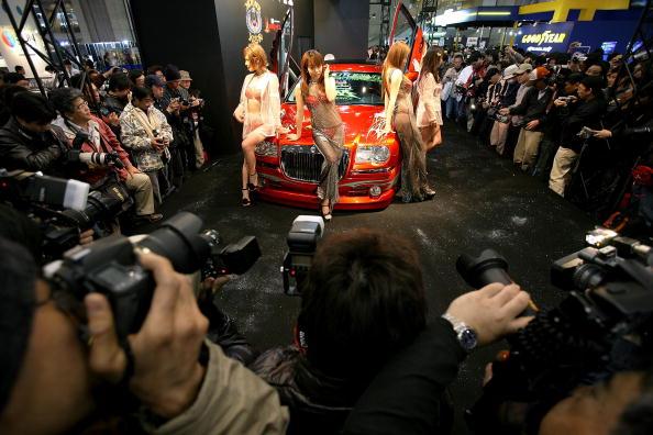 Tokyo Auto Salon「Tokyo Auto Salon 2009 Take Place In Chiba」:写真・画像(3)[壁紙.com]