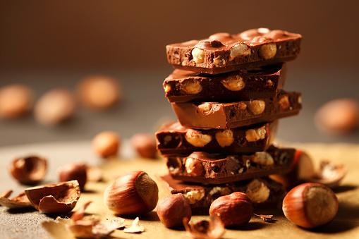 Chocolate「Hazelnut Chocolate」:スマホ壁紙(17)