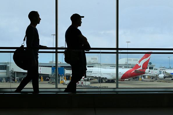 Sydney「Qantas Cuts International Flights As Travel Demand Falls Amid Coronavirus Outbreak」:写真・画像(15)[壁紙.com]