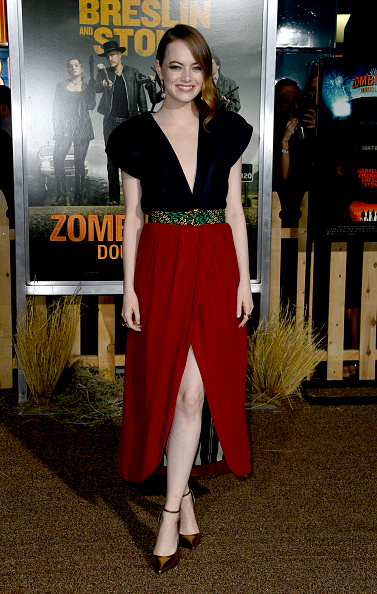 """Emma Stone「Premiere Of Sony Pictures' """"Zombieland Double Tap"""" - Arrivals」:写真・画像(11)[壁紙.com]"""