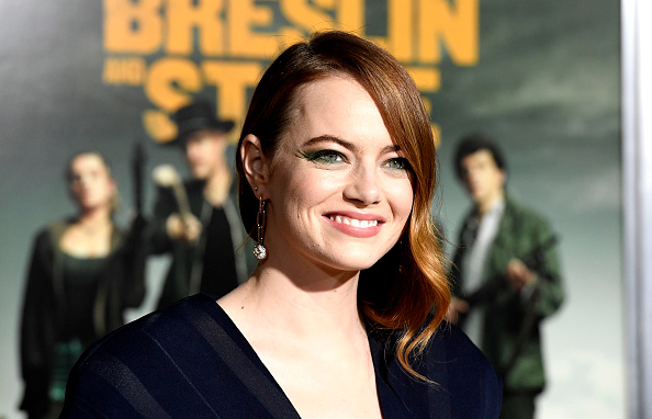 """Emma Stone「Premiere Of Sony Pictures' """"Zombieland Double Tap"""" - Arrivals」:写真・画像(10)[壁紙.com]"""