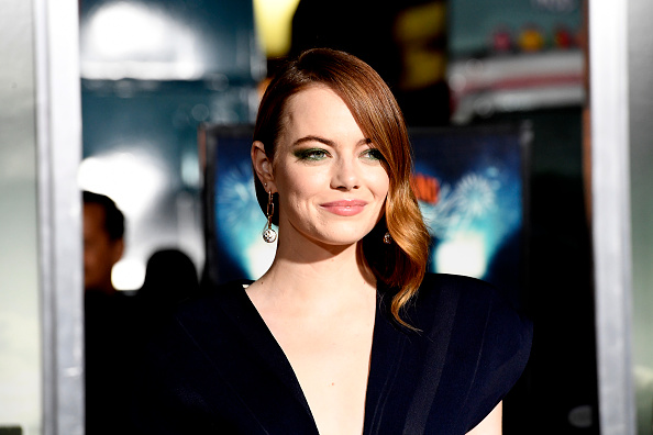 """Emma Stone「Premiere Of Sony Pictures' """"Zombieland Double Tap"""" - Arrivals」:写真・画像(0)[壁紙.com]"""