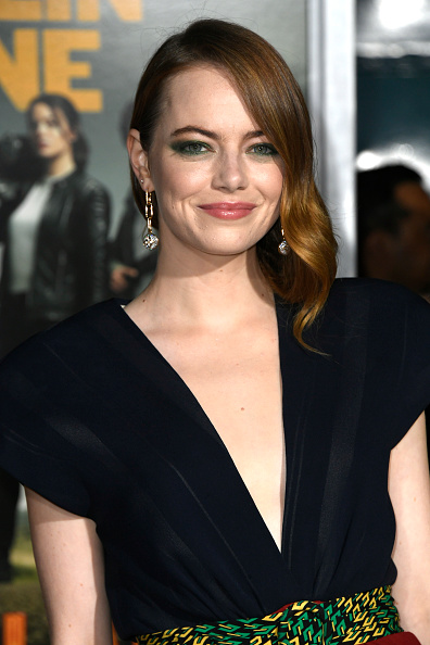 """Emma Stone「Premiere Of Sony Pictures' """"Zombieland Double Tap"""" - Arrivals」:写真・画像(5)[壁紙.com]"""