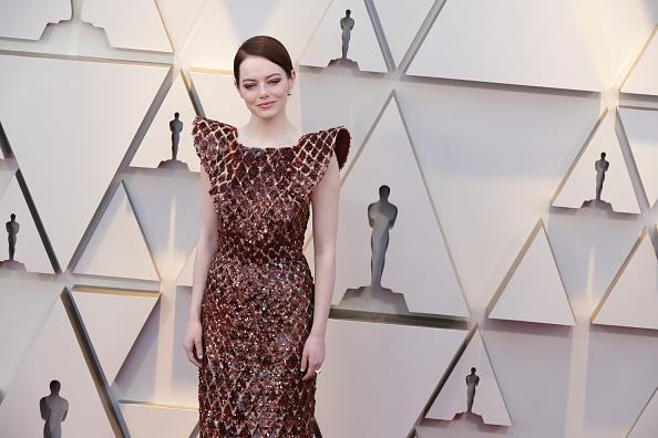 Emma Stone「91st Annual Academy Awards - Arrivals」:写真・画像(3)[壁紙.com]