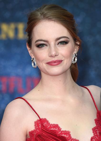 "Emma Stone「Netflix Presents The World Premiere Of ""Maniac"" - Red Carpet Arrivals」:写真・画像(6)[壁紙.com]"