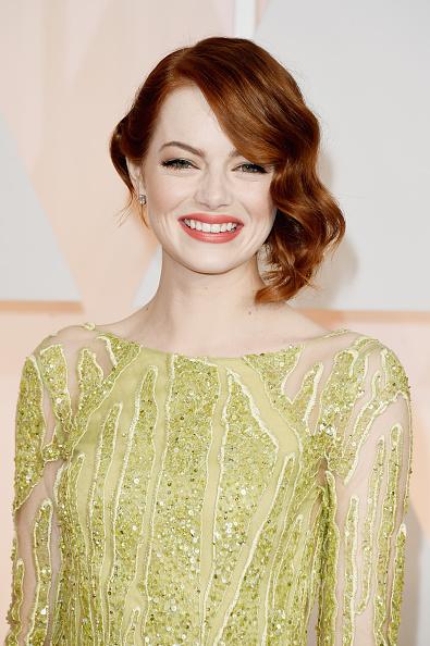 Emma Stone「87th Annual Academy Awards - Arrivals」:写真・画像(0)[壁紙.com]