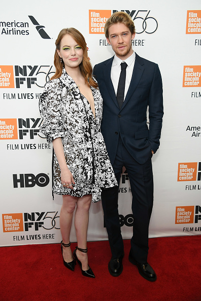 """Emma Stone「56th New York Film Festival - Opening Night Premiere Of """"The Favourite"""" - Arrivals」:写真・画像(19)[壁紙.com]"""