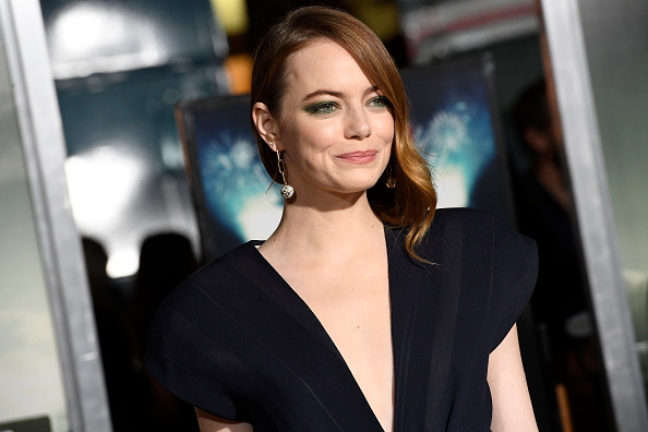 """Emma Stone「Premiere Of Sony Pictures' """"Zombieland Double Tap"""" - Arrivals」:写真・画像(16)[壁紙.com]"""