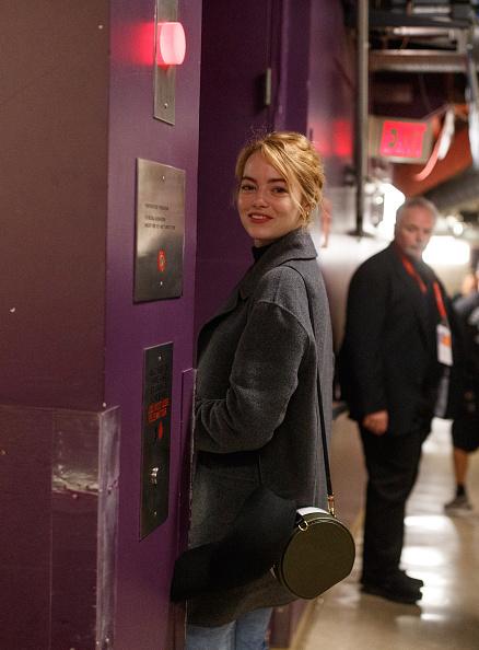 Emma Stone「90th Annual Academy Awards - Rehearsals」:写真・画像(15)[壁紙.com]