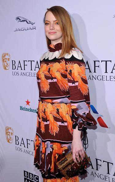 Emma Stone「BAFTA Tea Party」:写真・画像(2)[壁紙.com]