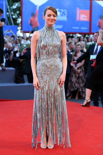 Emma Stone「Opening Ceremony And 'La La Land' Premiere - 73rd Venice Film Festival」:写真・画像(7)[壁紙.com]