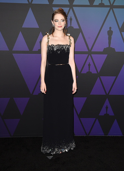 Emma Stone「Academy Of Motion Picture Arts And Sciences' 10th Annual Governors Awards - Arrivals」:写真・画像(19)[壁紙.com]