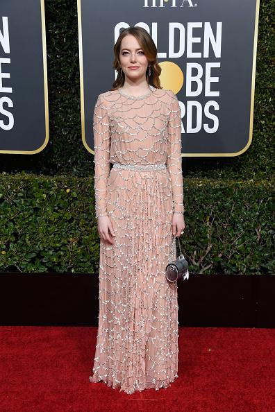 Emma Stone「76th Annual Golden Globe Awards - Arrivals」:写真・画像(1)[壁紙.com]