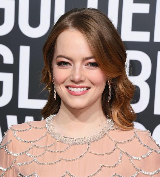 Emma Stone「76th Annual Golden Globe Awards - Arrivals」:写真・画像(13)[壁紙.com]