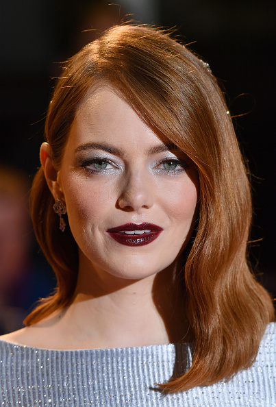 "Emma Stone「""The Favourite"" UK Premiere & American Express Gala - 62nd BFI London Film Festival」:写真・画像(3)[壁紙.com]"