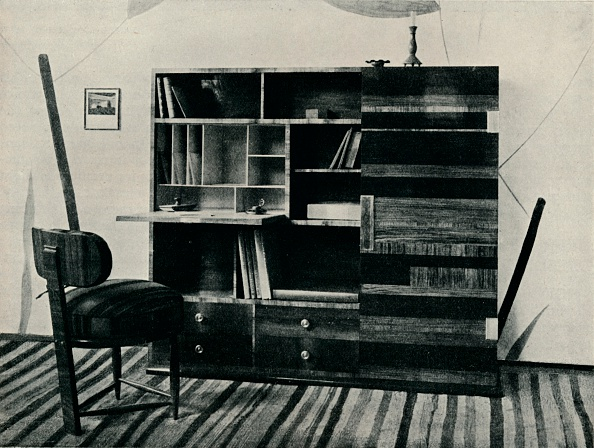 Rug「Bookcase and Chair」:写真・画像(13)[壁紙.com]