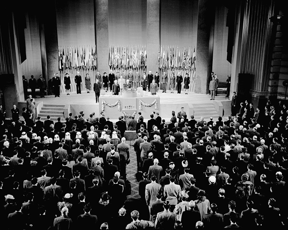 United Nations「The 16th Plenary Assembly of the founding conference of the United Nations at the Opera House of San」:写真・画像(13)[壁紙.com]
