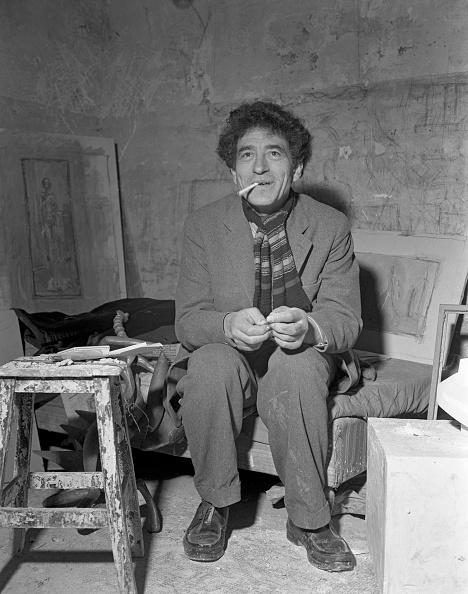 Square Shape「Potrait Of Alberto Giacometti」:写真・画像(5)[壁紙.com]
