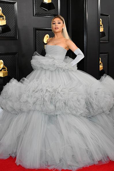 Ariana Grande「62nd Annual GRAMMY Awards - Arrivals」:写真・画像(10)[壁紙.com]