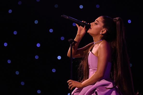 Ariana Grande「Billboard Women In Music 2018 - Inside」:写真・画像(8)[壁紙.com]
