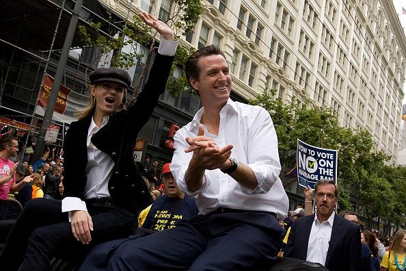 David Paul Morris「San Francisco Celebrates Gay Pride With Annual Parade」:写真・画像(0)[壁紙.com]
