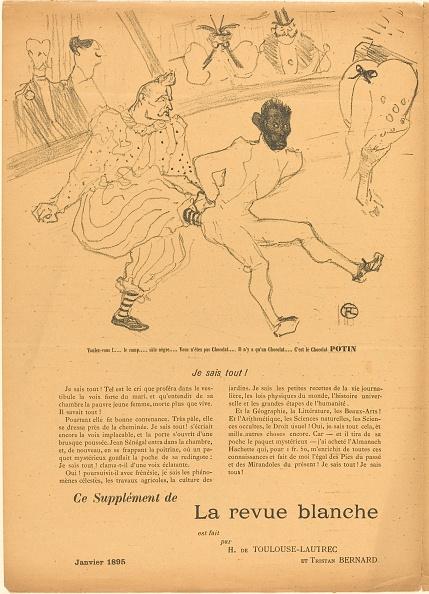 Art Nouveau「Footit And Chocolat (Footit Et Chocolat) [Left Recto]」:写真・画像(13)[壁紙.com]