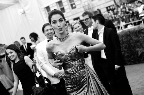 "The Costume Institute「""Charles James: Beyond Fashion"" Costume Institute Gala - Candids」:写真・画像(16)[壁紙.com]"