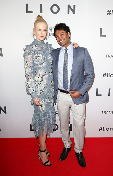 Lace Dress「LION Australian Premiere - Arrivals」:写真・画像(11)[壁紙.com]