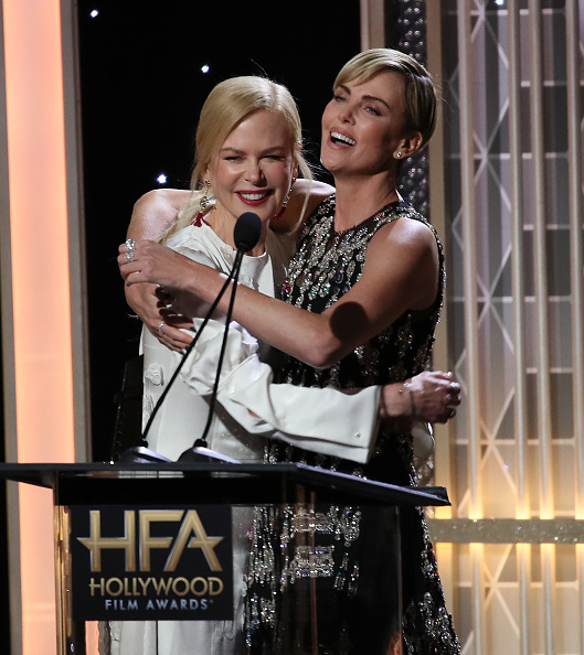 Hollywood Award「23rd Annual Hollywood Film Awards - Show」:写真・画像(3)[壁紙.com]