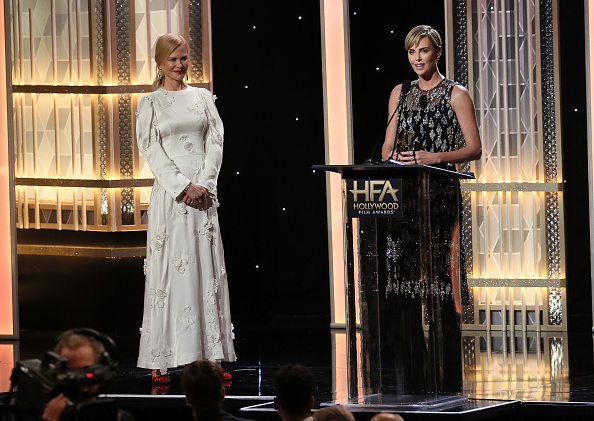 Hollywood Award「23rd Annual Hollywood Film Awards - Show」:写真・画像(17)[壁紙.com]