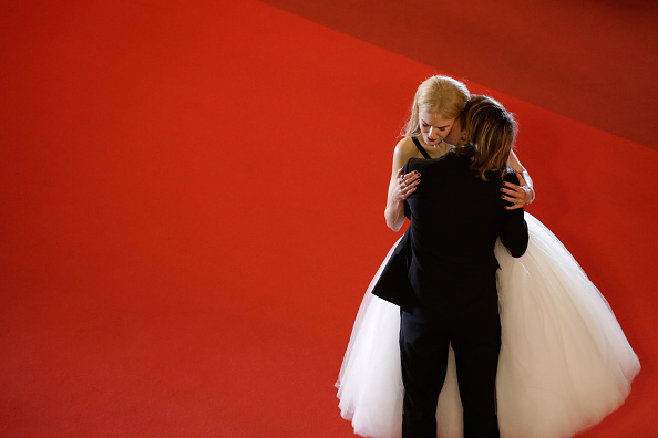 """映画上映会「""""The Killing Of A Sacred Deer"""" Red Carpet Arrivals - The 70th Annual Cannes Film Festival」:写真・画像(7)[壁紙.com]"""