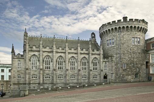 Dublin - Republic of Ireland「Dublin Castle, Ireland」:スマホ壁紙(12)