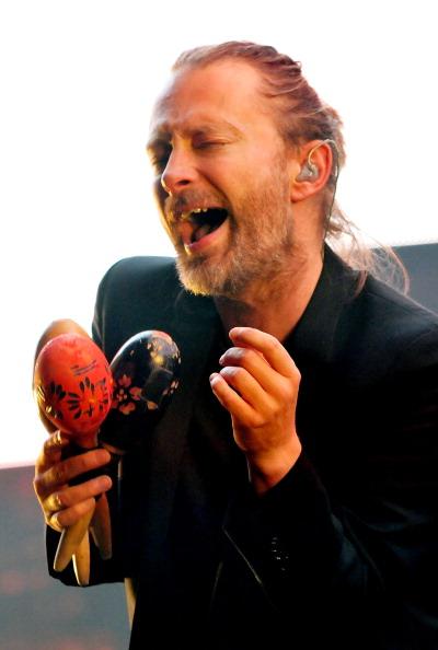 Stadium「Radiohead Perform At The 02 Arena」:写真・画像(9)[壁紙.com]