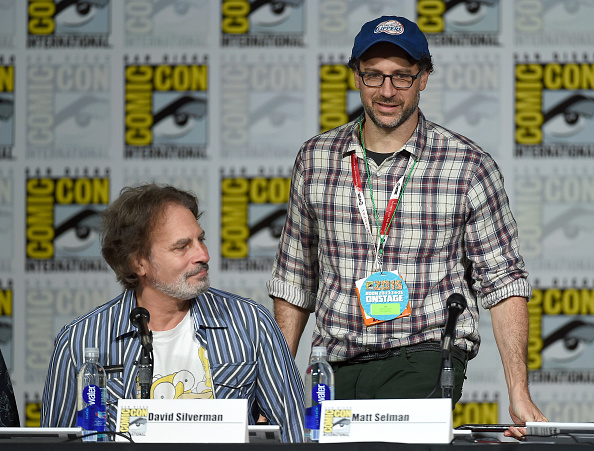 "David Silverman「Comic-Con International 2015 - ""The Simpsons"" Panel」:写真・画像(10)[壁紙.com]"