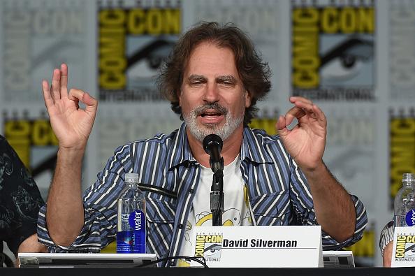 "David Silverman「Comic-Con International 2015 - ""The Simpsons"" Panel」:写真・画像(17)[壁紙.com]"